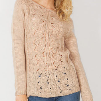 Marian Knit Sweater