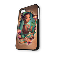 Bayou Beauty Princess iPhone 4/4S Case