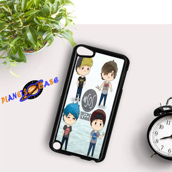5 Seconds Of Summer 5Sos iPod Touch 6 Case Planetscase.com