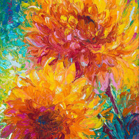 Passion Painting by Talya Johnson - Passion Fine Art Prints and Posters for Sale