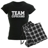 TEAM CIPRIANO Pajamas by TheCafeMarket