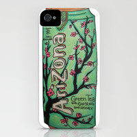 arizona tea iPhone & iPod Case by calm oceans™