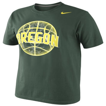 Nike Oregon Ducks X-Ray Basketball T-Shirt