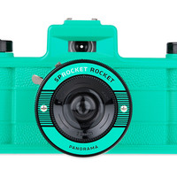 Sprocket Rocket, Teal, Cameras