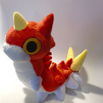 Pokemon - Wurmple custom plush - to be made