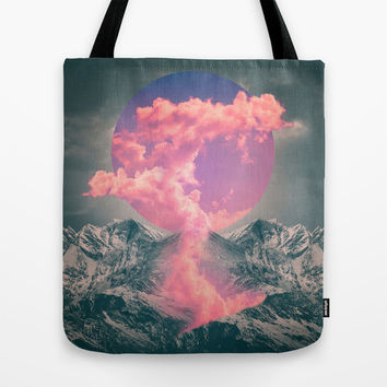 Ruptured Soul Tote Bag by Soaring Anchor Designs