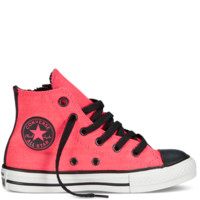 Chuck Taylor All Star Side Zip 4-12 Yr - Converse