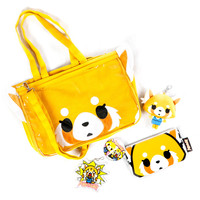 Aggretsuko Ai-tatA Bag Starter Kit