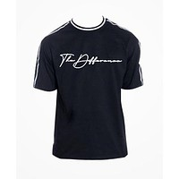 The Difference T-Shirt- Black