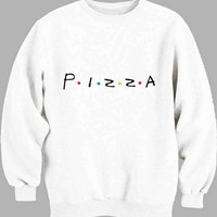 Pizza Sweater for Mens Sweater and Womens Sweater ***
