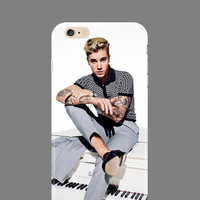 Case for Iphone or Samsung Justin Bieber Iphone  4 4S 5 5S 6 6S 6 Pus SE Galaxy S4 S5 S6 S7 Edge Note 3 4 5 Cover Skin