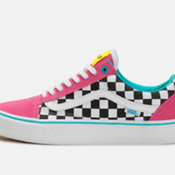 748bd9ee62568f Vans Golf Wang Blue Pink White OLD Skool ODD Future Tyler THE Creator Size  10 5