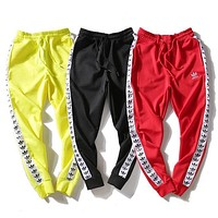 Adidas Women Casual Print Sport Pants Trousers Sweatpants