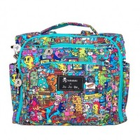 tokidoki x Ju.Ju.Be B.F.F. Diaper Bag Kaiju City