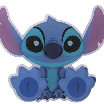 Disney Parks Big Feet Magnet Stitch New