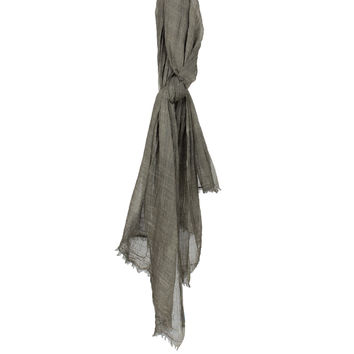 Lanvin Cotton scarf