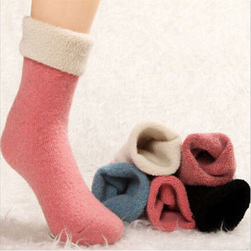 Women Cotton Socks Colorful Casual Socks Ladies Solid Women socks SM6