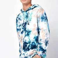 PacSun Gravity Tie-Dye Oversized Pullover Hoodie at PacSun.com