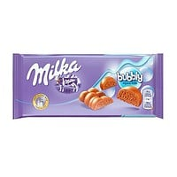 Milka Bubbly Alpine Milk Chocolate 3.1 oz. (90g)
