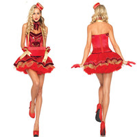 Cosplay Anime Cosplay Apparel Holloween Costume [9211523780]