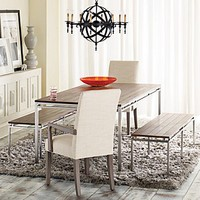 "Hudson Park ""Loft Living"" Madera Side Chair - Dining Room Collections - Bloomingdales.com"