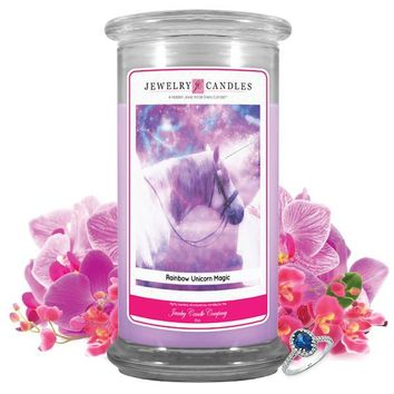Rainbow Unicorn Magic | Jewelry Candle®
