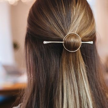 Adorn 512 - Eclipse Hair Slide - Small