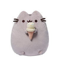 Pusheen with Ice Cream Cone by GUND