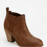 Ecote Western Heeled Ankle Boot - Urban Outfitters