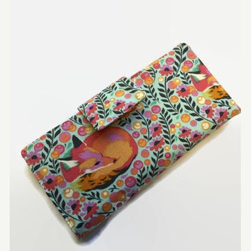 Credit Card Holder, Women's Card Holder, Fox Wallet, Wallets For Women, Credit Card Holder, Card Wallet