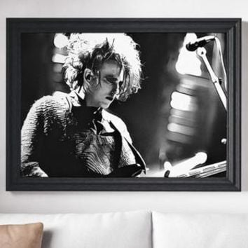 Robert Smith Poster The Cure Art Painting Print