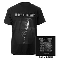 Brantley Gilbert Official Store | Shadow Photo Tee