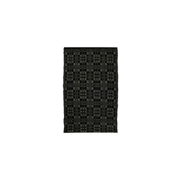 Homespice Decor Duncan Black/Grey Indoor/Outdoor Area Rug