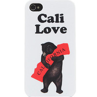 With Love From CA Cali Love iPhone 4/4S Case at PacSun.com