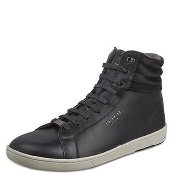 Ted Baker Kilma 2 Leather Hi-Top Sneakers