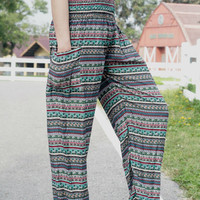 stripe clothes Aladdin Pants Yoga pants Harem pants/Drawstring elastic waist/elephant thai pants/boho pants/gypsy pants one size fitts all