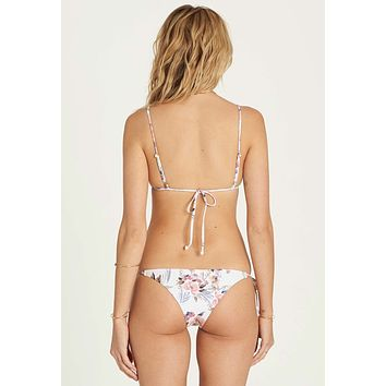 Billabong - Float On By Tie Side Isla Bottom | Seashell