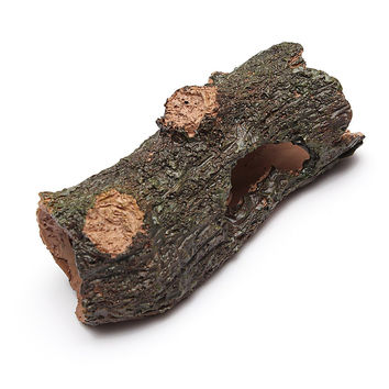 CNIM Hot Aquarium Decoration cave Artificial wood tree trunk root spawning ground Cave