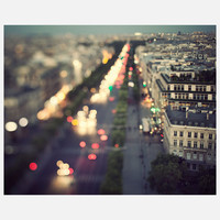 Eye Poetry Photography: Midnight In Paris Canvas Wrap