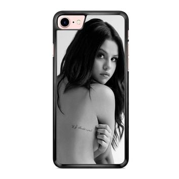 Selena Gomez 3 iPhone 7 Case