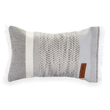 Esperance Handmade Beach Pillow - Blue