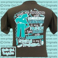 Nurse (Short Sleeve) [gg-52] - $16.99 : Girlie Girl™ Originals - Great T-Shirts for Girlie Girls!
