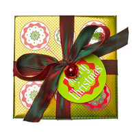 Merry Christmas Wrapped Gift