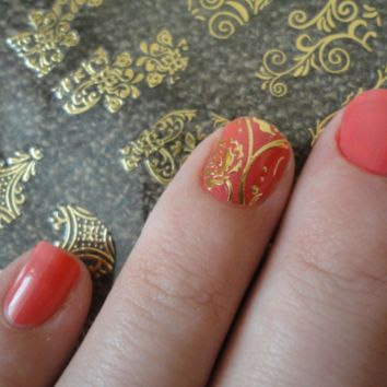 Pattern Stickers 3D Nail Art Stickers