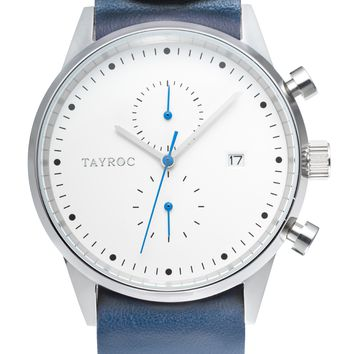 TXM089 - Blue Leather NATO