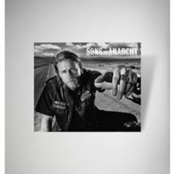 Sons of Anarchy Jax Teller Fleece Blanket