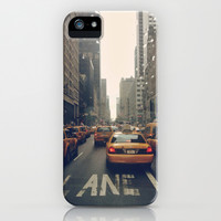 Fifth Avenue iPhone & iPod Case by Laura Ruth