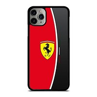 FERRARI LOGO NEW iPhone 11 Pro Max Case