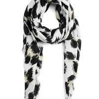 Leopard Scarf by Juicy Couture