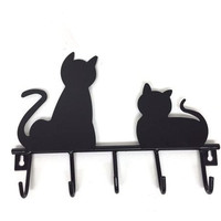 Black Cat Wall Rack